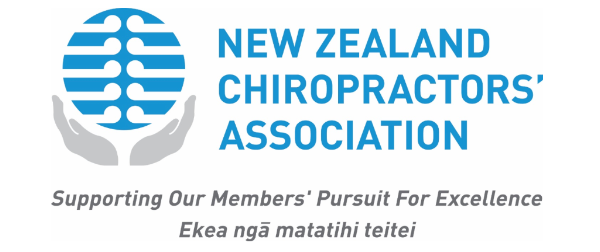 Member of the New Zealand Chiropractor Assocation